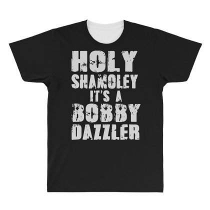 It's A Bobby All Over Men's T-shirt Designed By