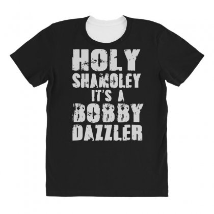 It's A Bobby All Over Women's T-shirt Designed By