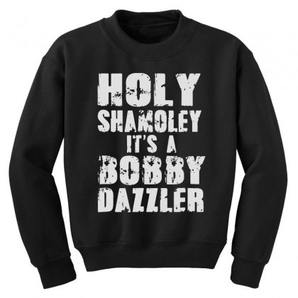 It's A Bobby Youth Sweatshirt Designed By