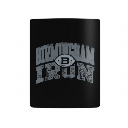 Iron Silver Mug Designed By