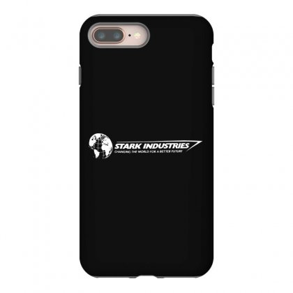 Iron Man Stark Industries Expo Iphone 8 Plus Case Designed By