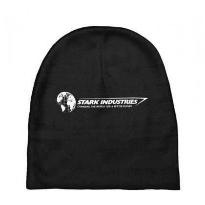 Iron Man Stark Industries Expo Baby Beanies Designed By