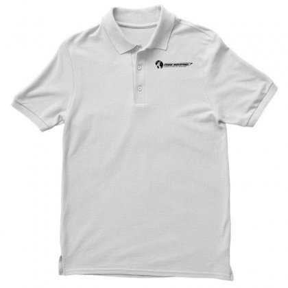 Iron Man Stark Industries Expo Polo Shirt Designed By