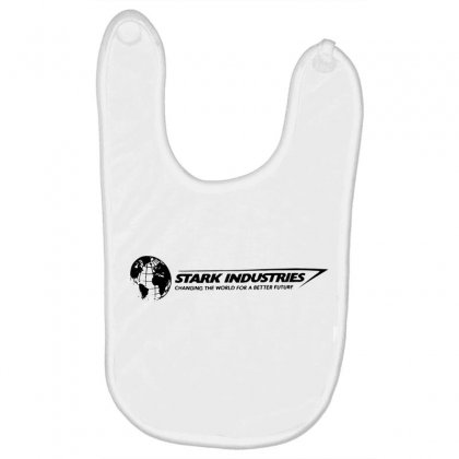 Iron Man Stark Industries Expo Baby Bibs Designed By