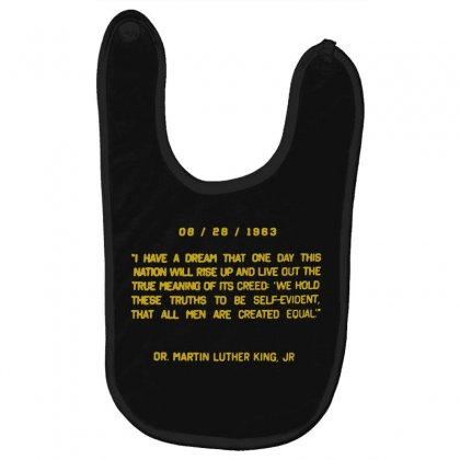 I Have A Dream Baby Bibs Designed By