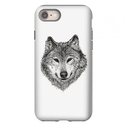 Wolf Iphone 8 Case Designed By