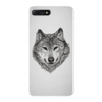 Wolf Iphone 7 Plus Case Designed By
