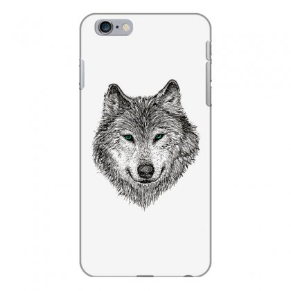 Wolf Iphone 6 Plus/6s Plus Case Designed By