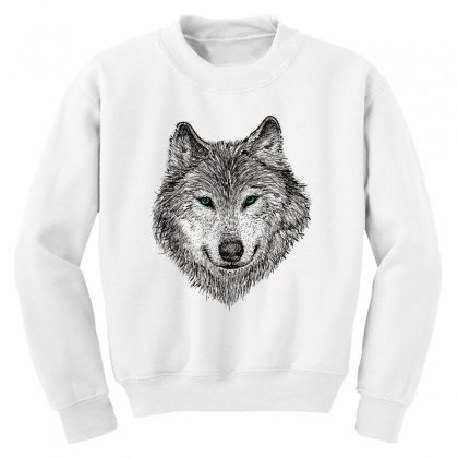 Wolf Youth Sweatshirt Designed By