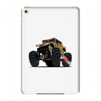 Hummer Monster Truck Ipad Mini 4 Case Designed By