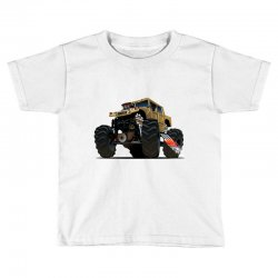 Hummer Monster Truck Toddler T-shirt | Artistshot