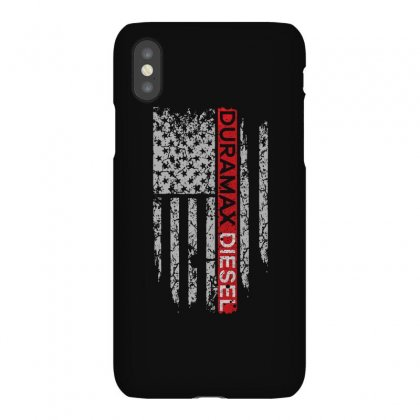 Duramax Diesel Flag Shirt Iphonex Case Designed By Hung