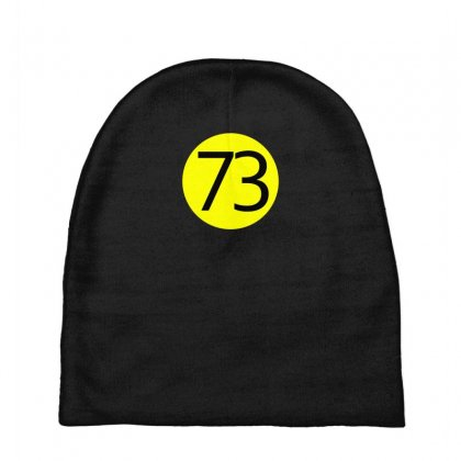 73 The Perfect Number Baby Beanies Designed By