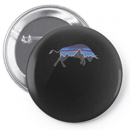 Patagonia Love Shirt Pin-back Button Designed By Hung
