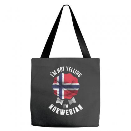 I'm Norwegian. Tote Bags Designed By Chris Ceconello