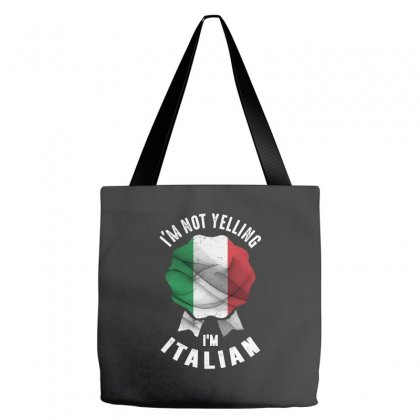 I'm Italian Tote Bags Designed By Chris Ceconello