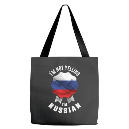 I'm Russian Tote Bags Designed By Chris Ceconello