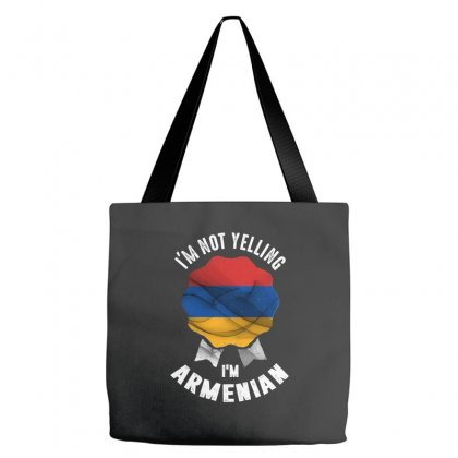 I'm Armenian Tote Bags Designed By Chris Ceconello