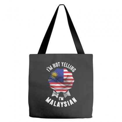 I'm Malaysian Tote Bags Designed By Chris Ceconello