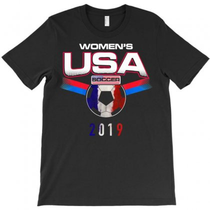Fifa Women World Cup 2019 Shirt, Usa Team In France 2019 T-shirt Designed By Vohoangvinh