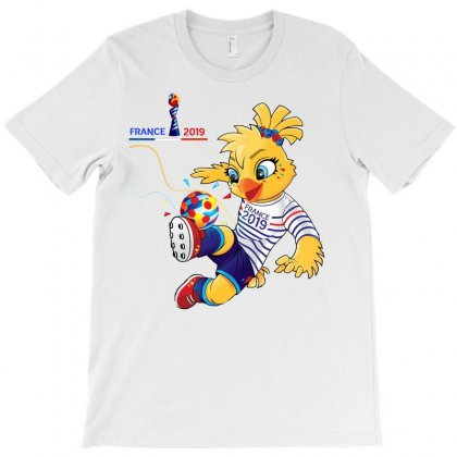 Fifa Women World Cup 2019 Shirt, France 2019 T-shirt Designed By Vohoangvinh