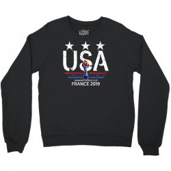 FIFA Women World Cup 2019 Shirt, USA women soccer team in France 2019 Crewneck Sweatshirt | Artistshot