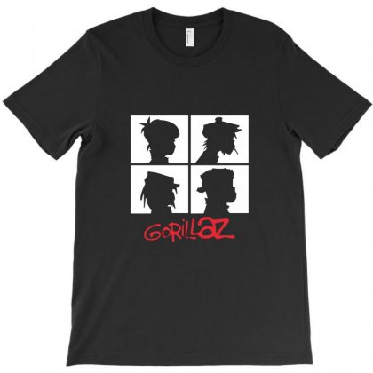 2019 Gorillaz T-shirt Designed By Teeshop