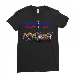 Women World Cup 2019 Shirt, Usa Women Soccer Team In France 2019 Ladies Fitted T-shirt Designed By Vohoangvinh