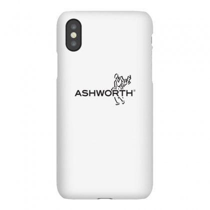 Ashworth Golf Logo Iphonex Case Designed By Teeshop