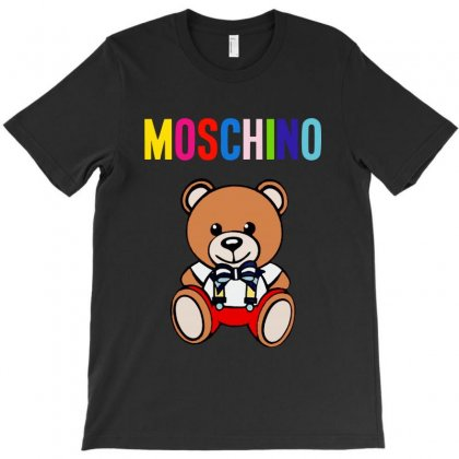 Moschino Funny Bear T-shirt Designed By Milanacr