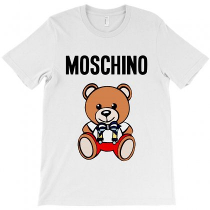 Moschino Awesome Bear T-shirt Designed By Milanacr