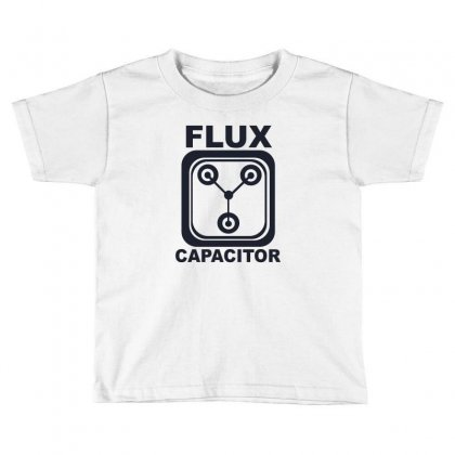 Flux Capacitor Toddler T-shirt Designed By Suryanaagus068