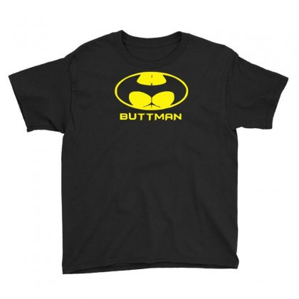 Buttman Youth Tee Designed By Ismi