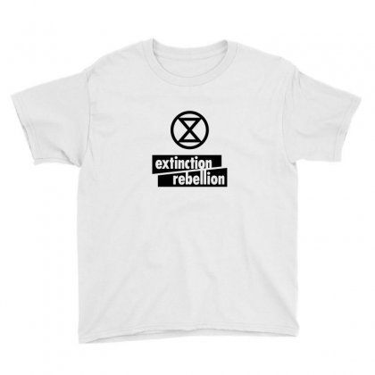 Extinction Rebellion Youth Tee Designed By Willo