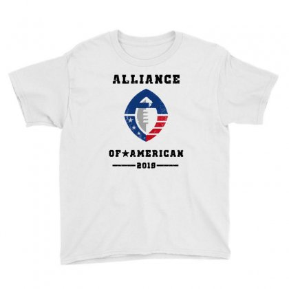 2019 Alliance Of American Youth Tee Designed By Milanacr