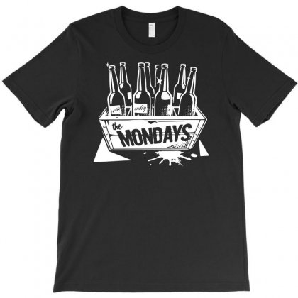Case Of The Mondays T-shirt Designed By Enjang