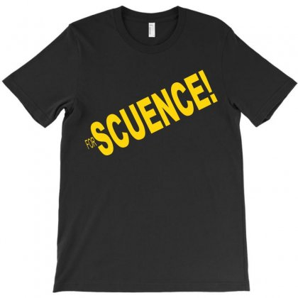 For Scuence T-shirt Designed By Suryanaagus068
