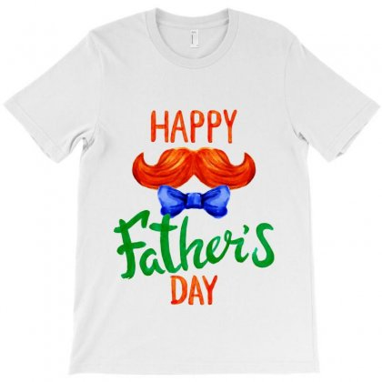 Happy Father's Day T-shirt Designed By Nurbetulk