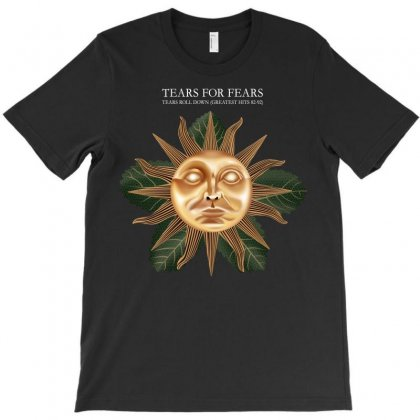 Tears For Fears T-shirt Designed By Allentees