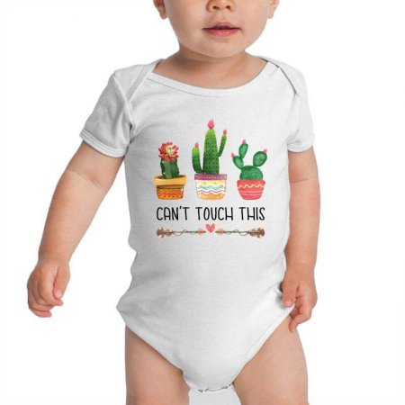 Cactus Baby Baby Bodysuit Limited Edition