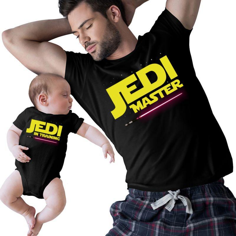 Jedi Master - Jedi In Training Family | Artistshot