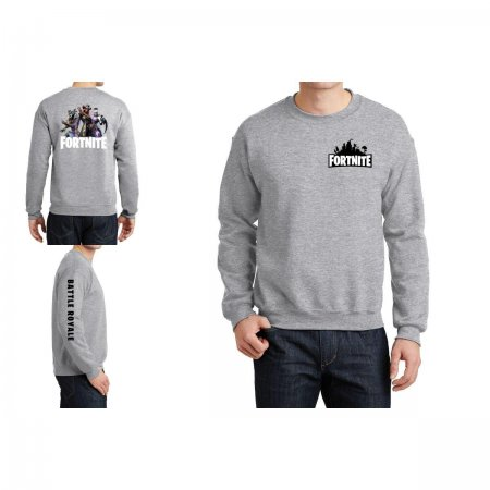 fortnite concept Crewneck Sweatshirt Limited Edition