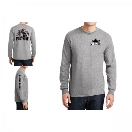 fortnite concept Long Sleeve T-Shirt Limited Edition