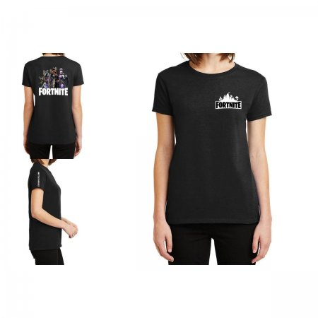 fortnite concept Ladies Fitted T-Shirt Limited Edition