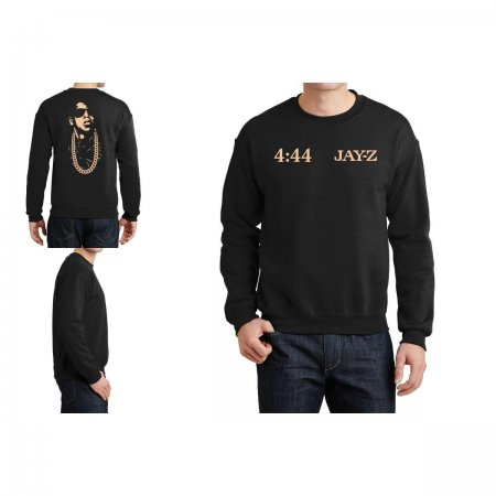 Jay Z 444 Crewneck Sweatshirt Limited Edition