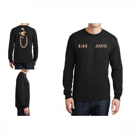 Jay Z 444 Long Sleeve T-Shirt Limited Edition