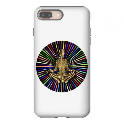 Yoga Vibes Iphone 8 Plus Case Designed By Zein