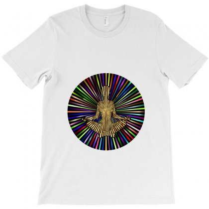 Yoga Vibes T-shirt Designed By Zein