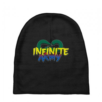 Infinite Lists Merch Infinite Lists Infinite Army Garnet Baby Beanies Designed By Meganphoebe