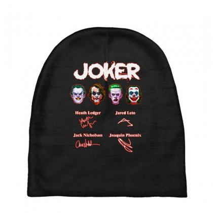 Funny Jokers Signatures Baby Beanies Designed By Meganphoebe